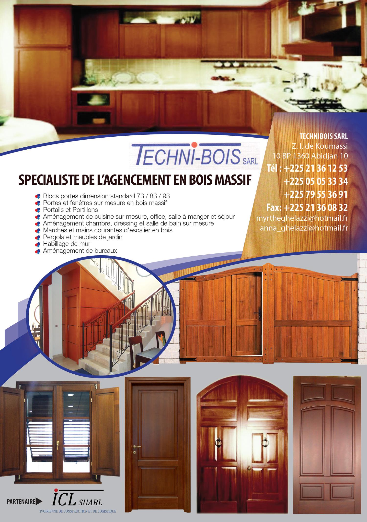techni bois menuiserie bois. Black Bedroom Furniture Sets. Home Design Ideas