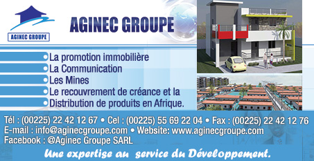 AGINEC GROUPE Sarl