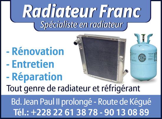 Radiateur franc froid climatisation - Radiateur froid en bas ...