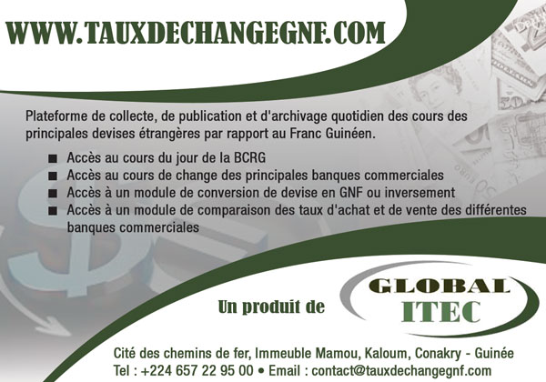 Taux de change gnf com bureaux de change - Bureau de change paris 4 ...