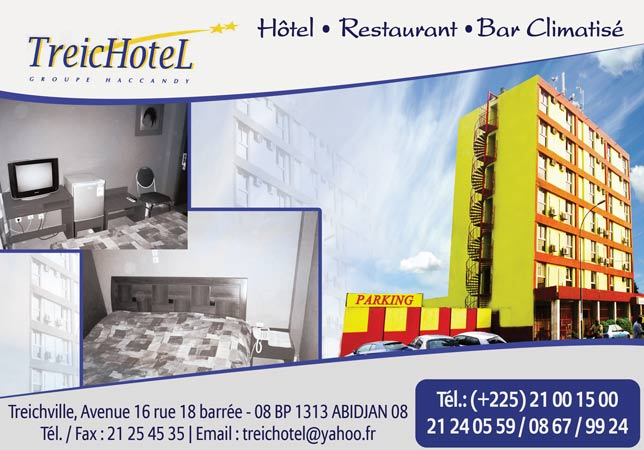 Le Treic Hotel