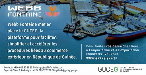 WEBB FONTAINE GUINEE S.A