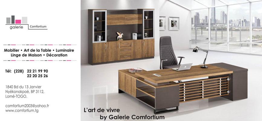 Galerie comfortium c te d 39 ivoire commerces mobilier de - Mobilier de bureau montpellier ...