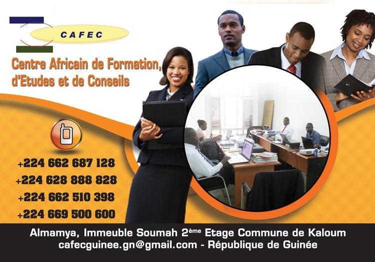 cafec centre africain de formation d 39 etudes et de conseils bureaux d 39 tudes conseils. Black Bedroom Furniture Sets. Home Design Ideas