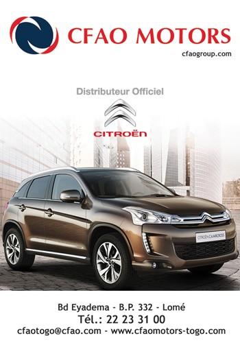 Cfao Motors Concessionnaires Automobiles Et Moto