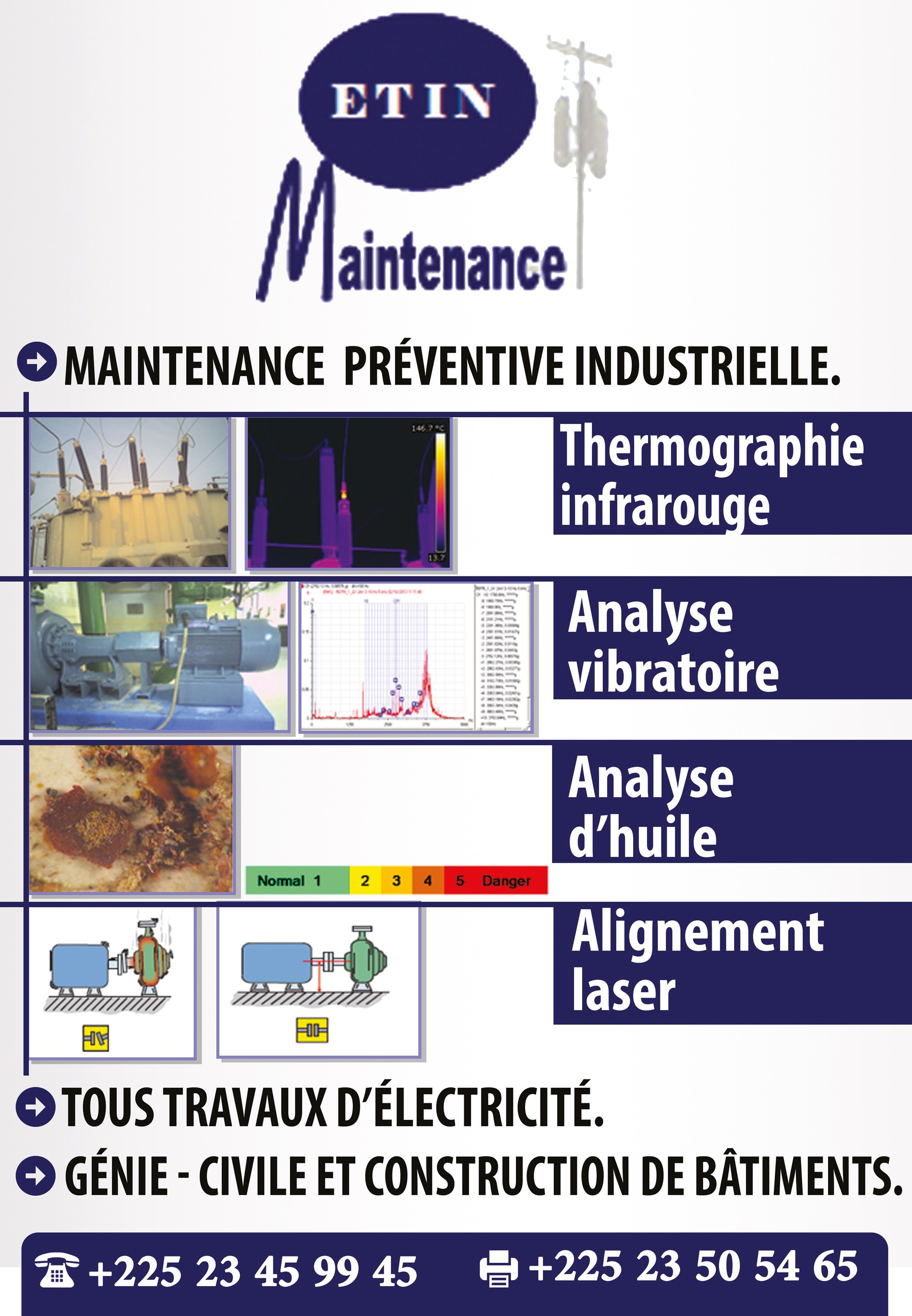 Etin Berechnen Online : etin maintenance d pannage maintenance industrielle ~ Themetempest.com Abrechnung