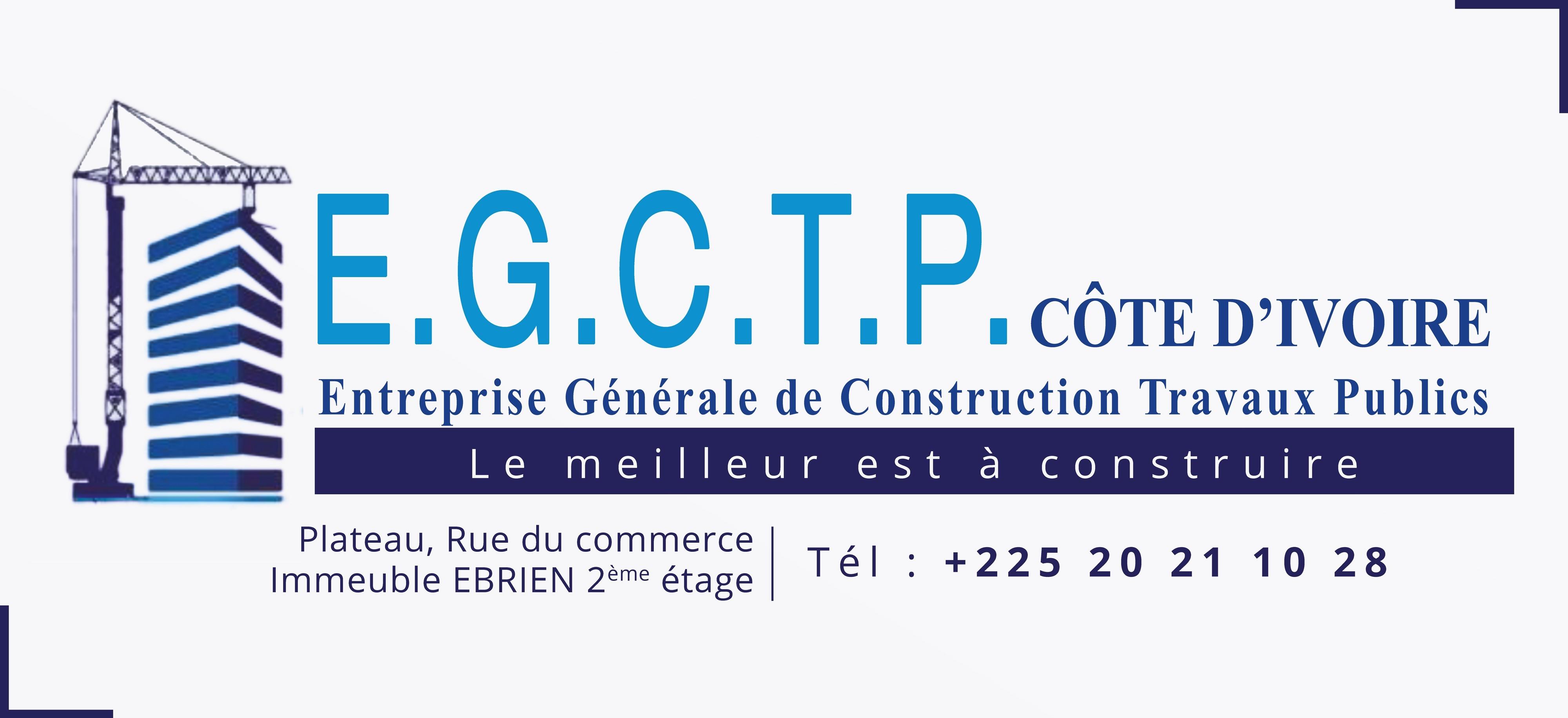 Egctp entreprise generale de construction travaux publics for Entreprise de construction