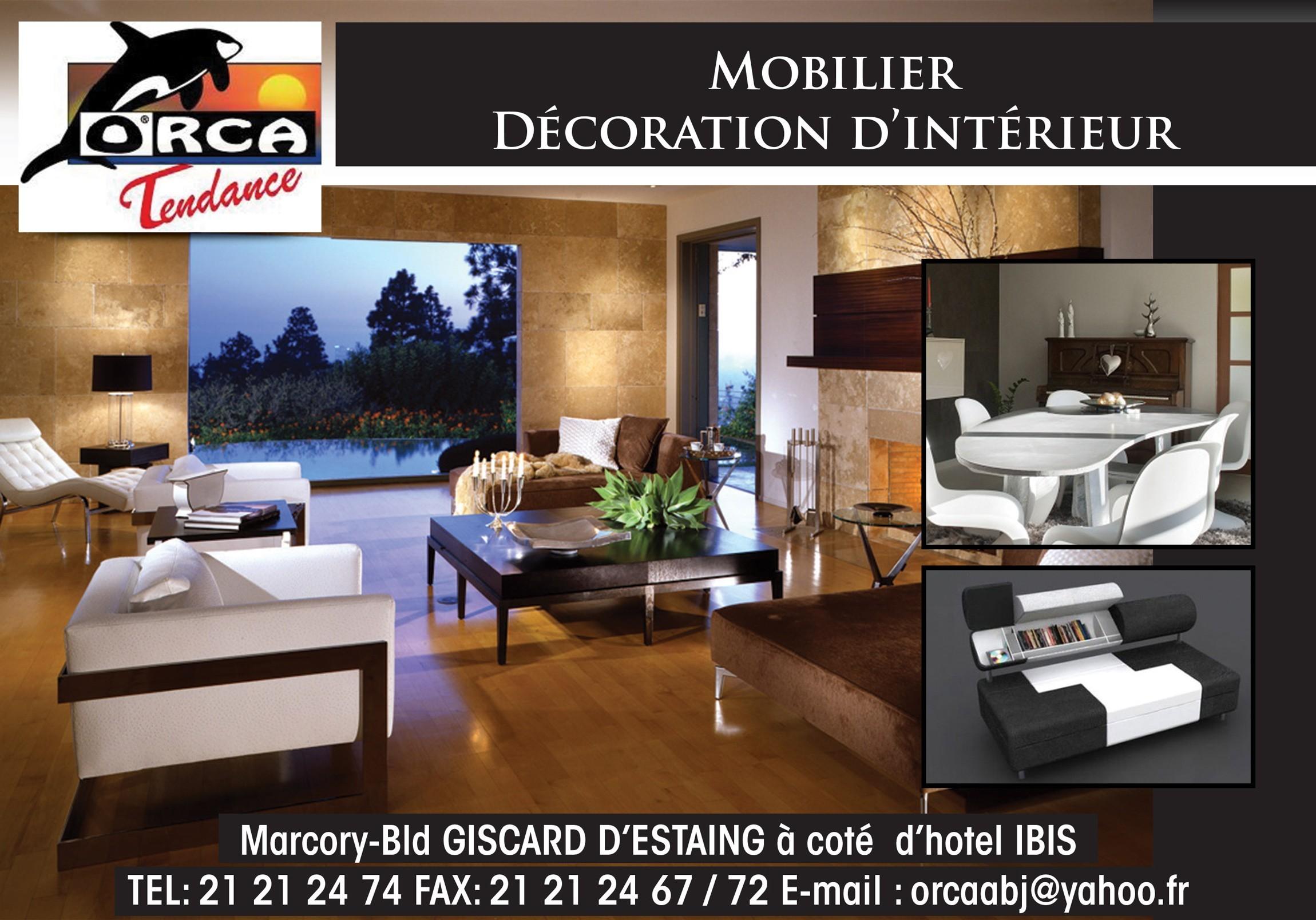 orca tendance mobilier de bureau. Black Bedroom Furniture Sets. Home Design Ideas