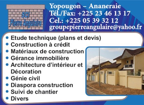 Sci pierre angulaire societe de construction immobiliere for Construction immobiliere