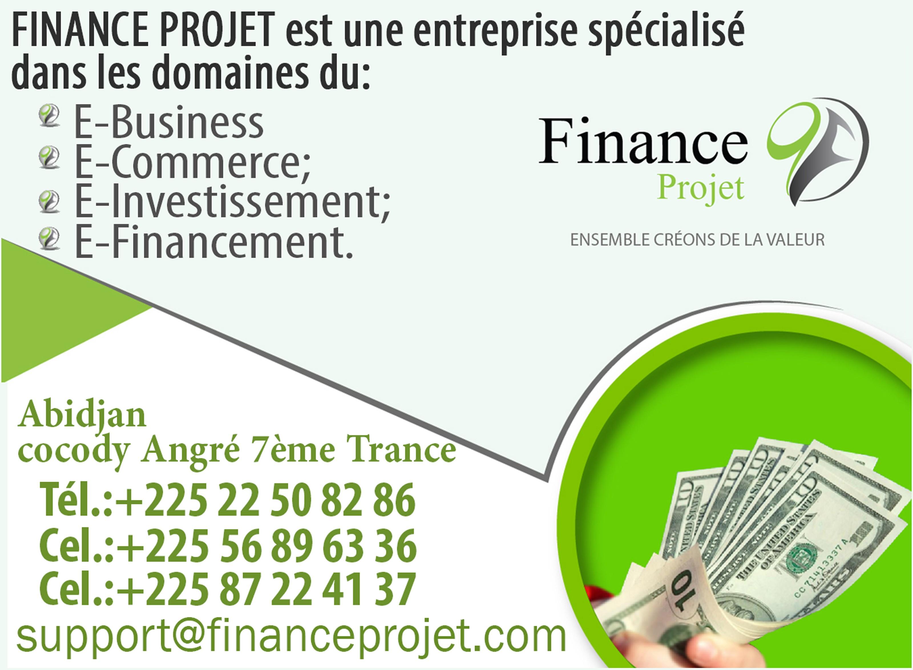 Finance projet vente en ligne - Cote table vente en ligne ...