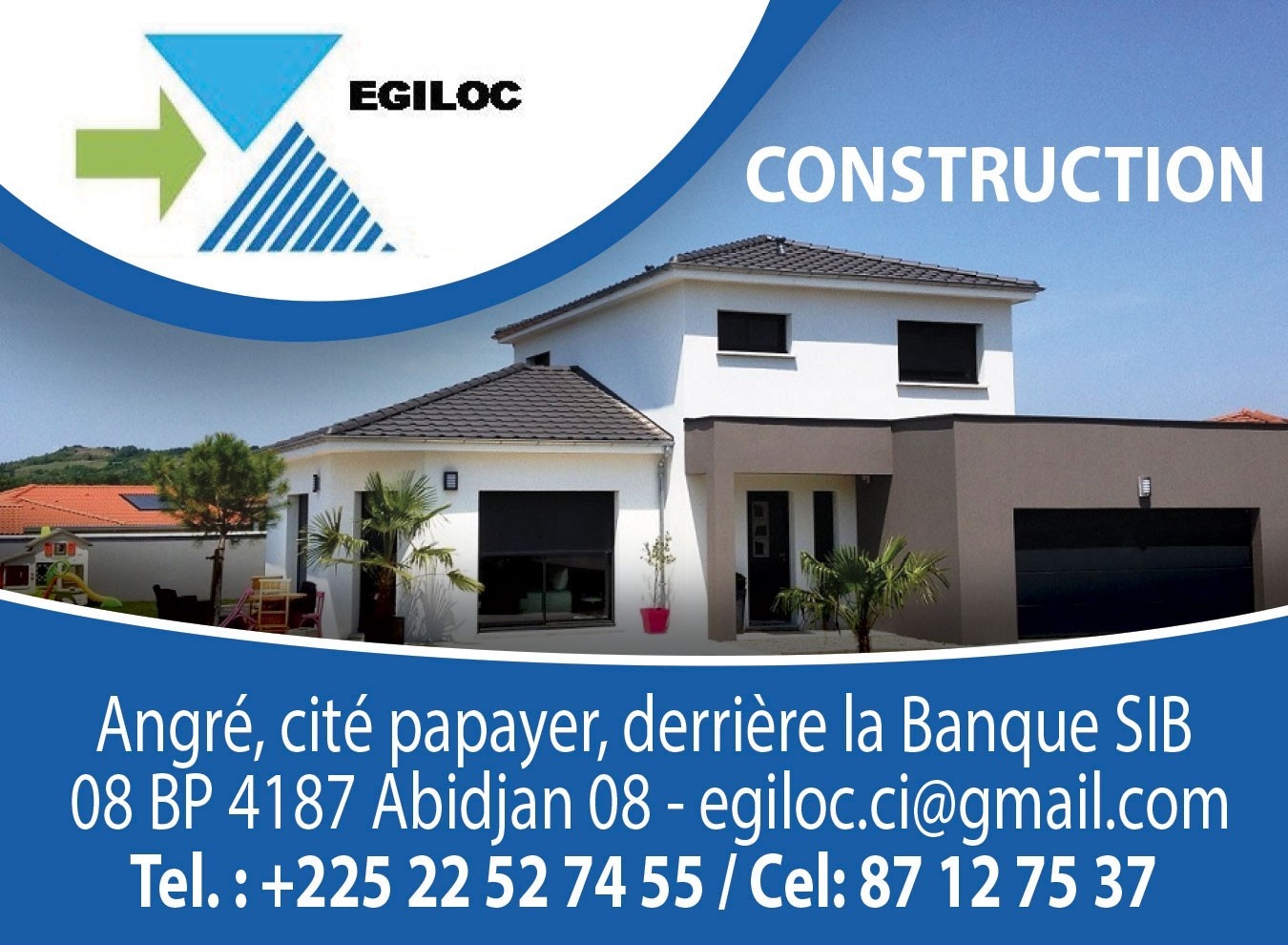 Entreprise egiloc construction for Entreprise construction