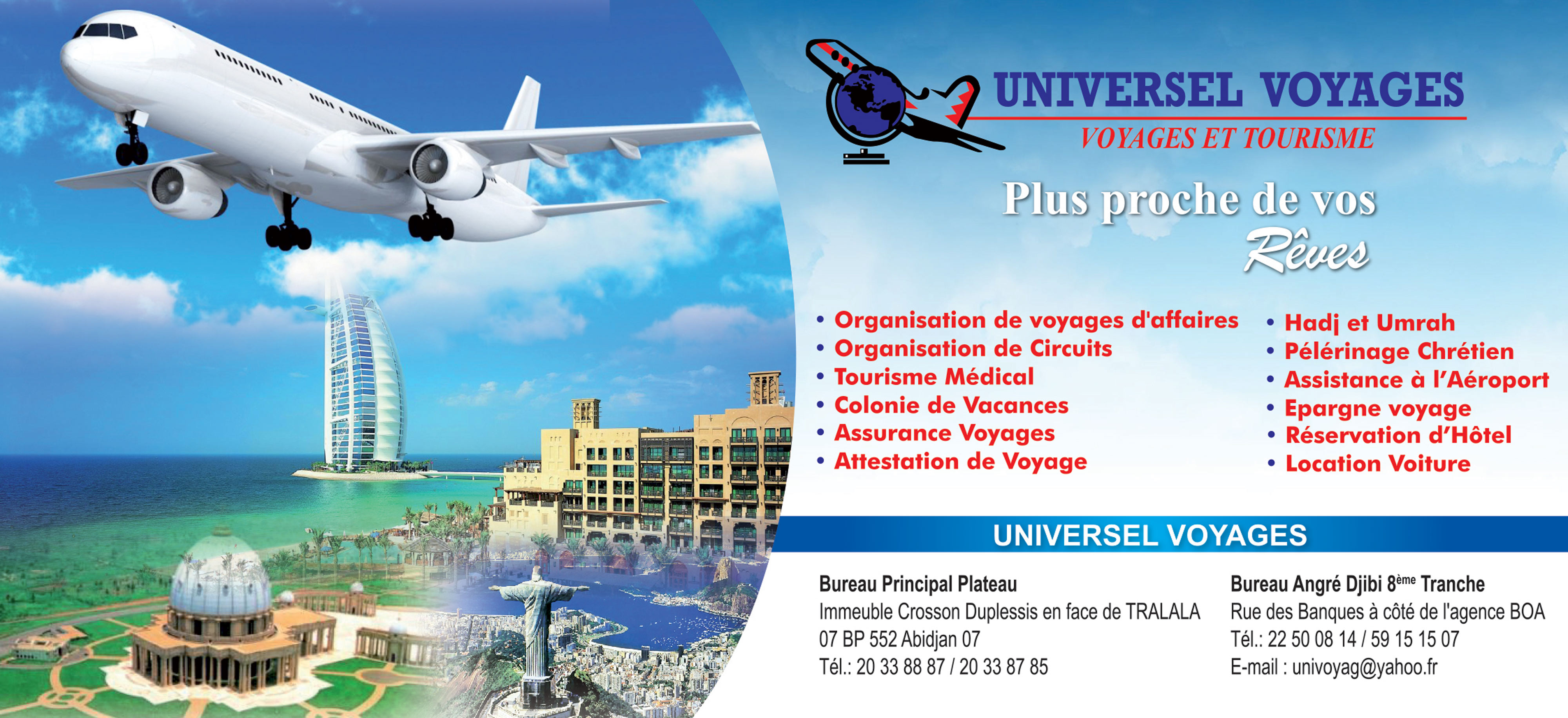 Universel Voyages