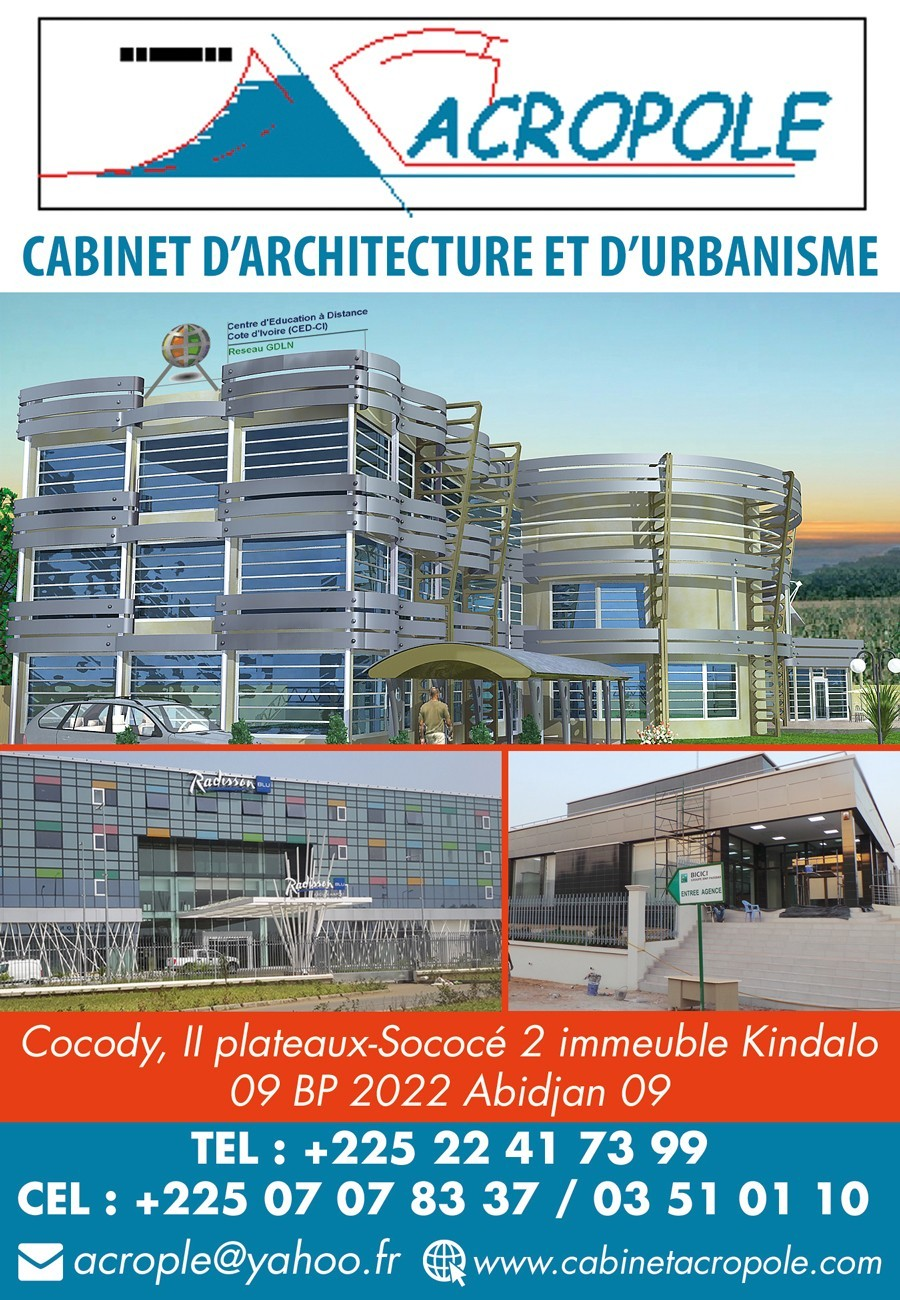 Cabinet d architecture abidjan - Cabinet d architecture grenoble ...