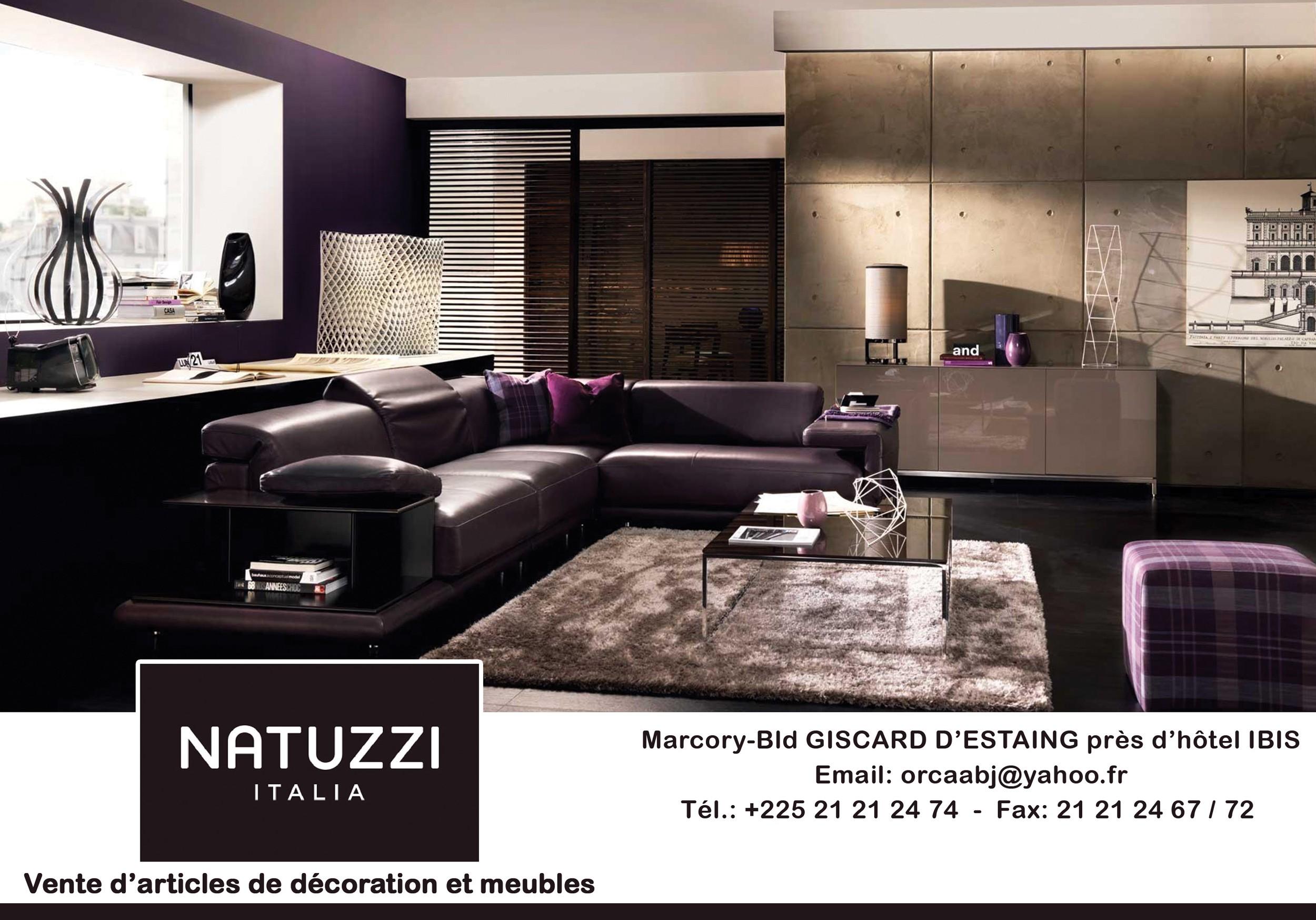 Natuzzi mobilier de bureau