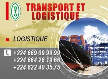 Bto transport et logistique sarl logistique for Salon transport et logistique
