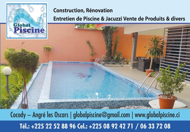 Global piscine piscine for Construction piscine 42