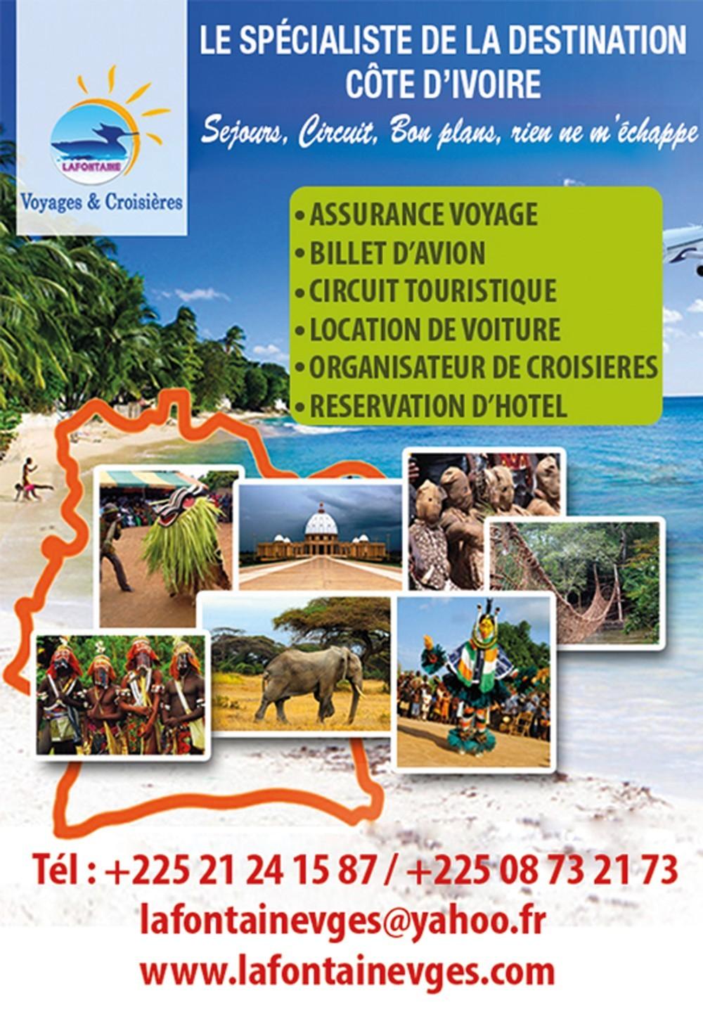 Lafontaine Voyages Et Croisieres