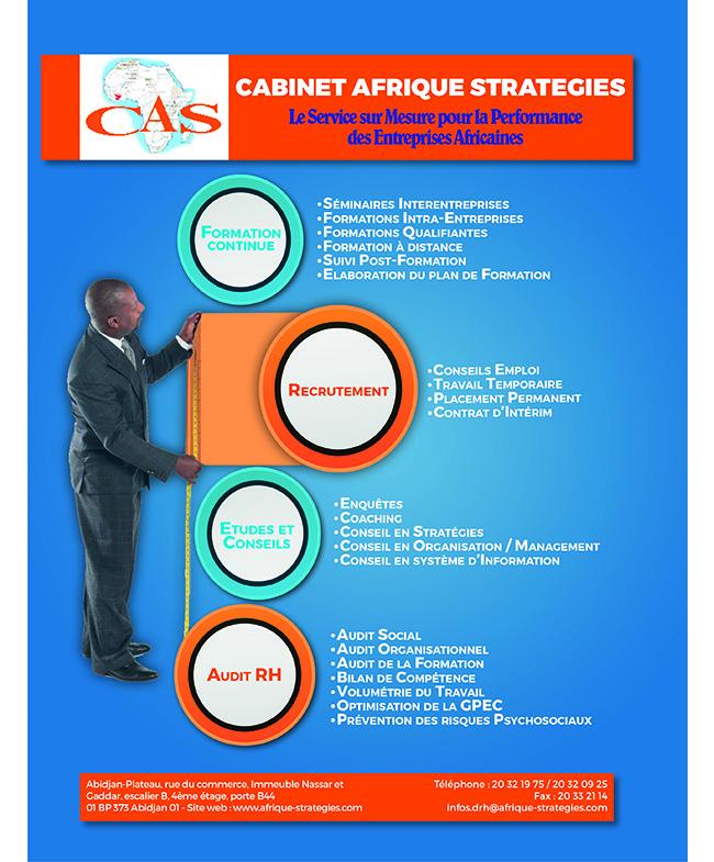 Cabinet afrique strategies formation professionnelle - Cabinet d architecture abidjan ...