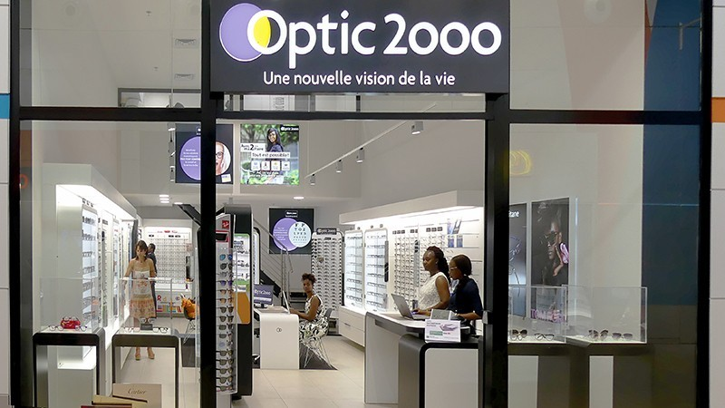 af497a6f519b79 Multimédia. Optic 2000 est le créateur de la 2ème paire ...