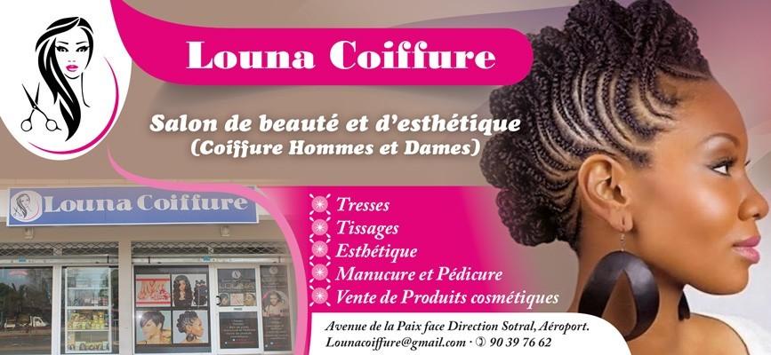 Louna coiffure salon de beaut et d 39 esth tique - Jeux de salon de coiffure et beaute ...