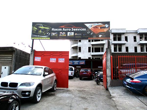 Hakim auto service garages m canique g n rale for Garage mecanique auto