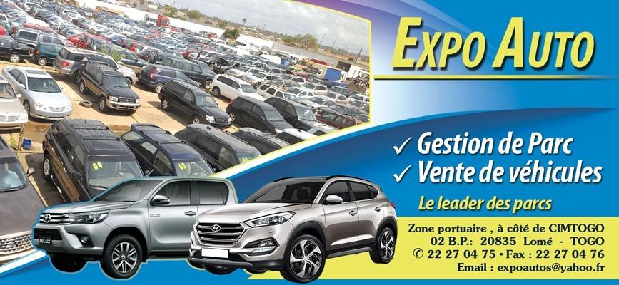 expo auto vente de voitures