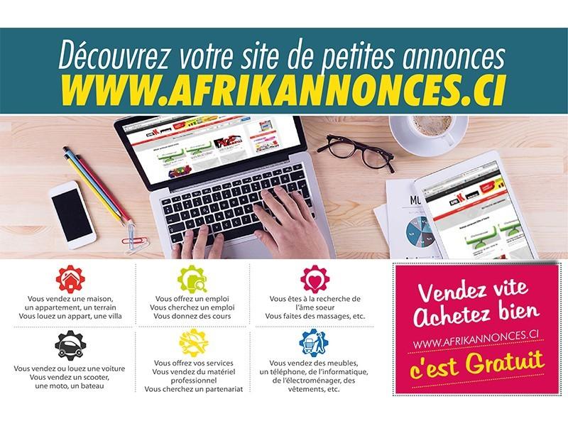 611b41455d4c09 AFRIKANNONCES - Régie publicitaire