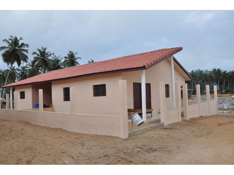 Plan De Maison à L Ivoirienne : Cgti agences immobilières