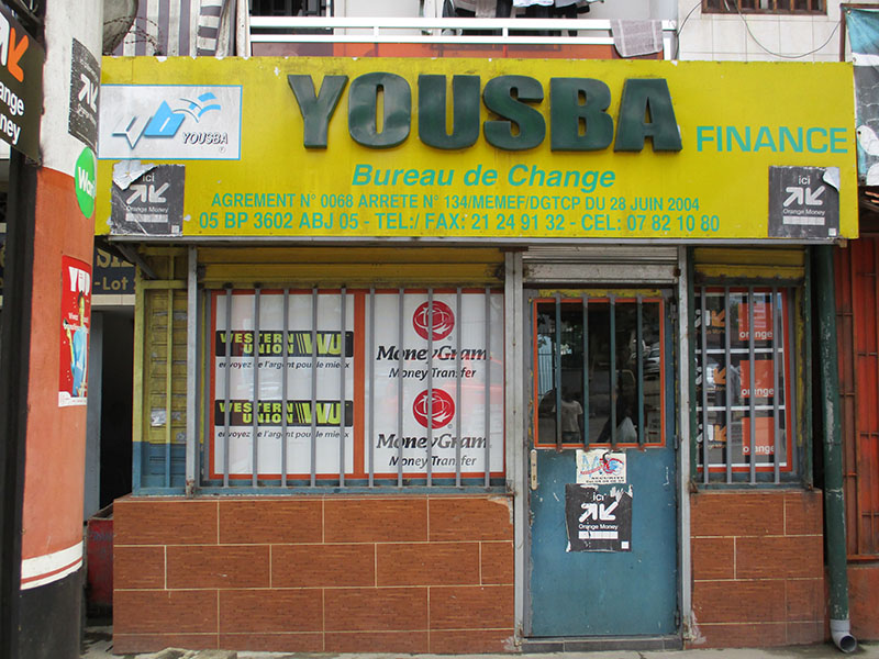 Yousba finance bureaux de change - Western union bureau de change ...