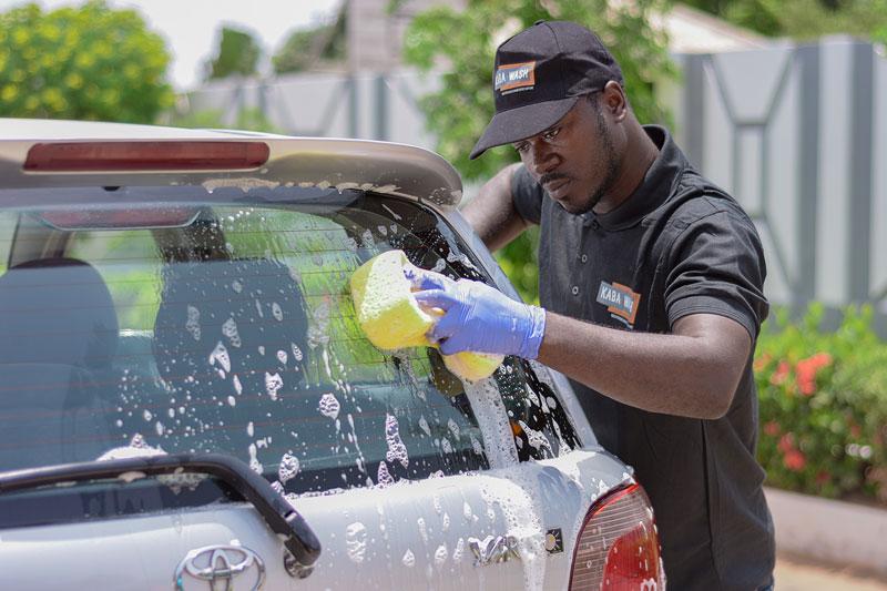KABA WASH Togo : Lavage automobile, Lomé