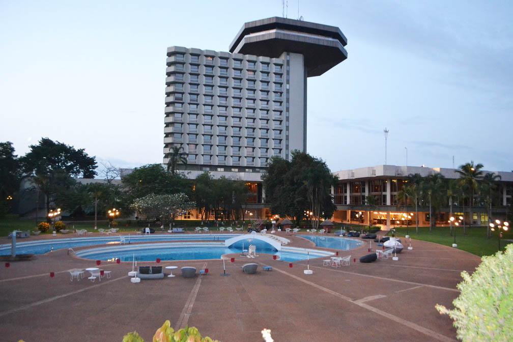 hôtel de luxe yamoussoukro