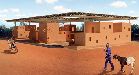 Les cabinets d architectes en c te d 39 ivoire for Architecture africaine