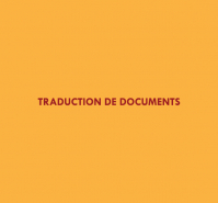 Traduction de documents