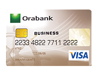 Carte Visa Business